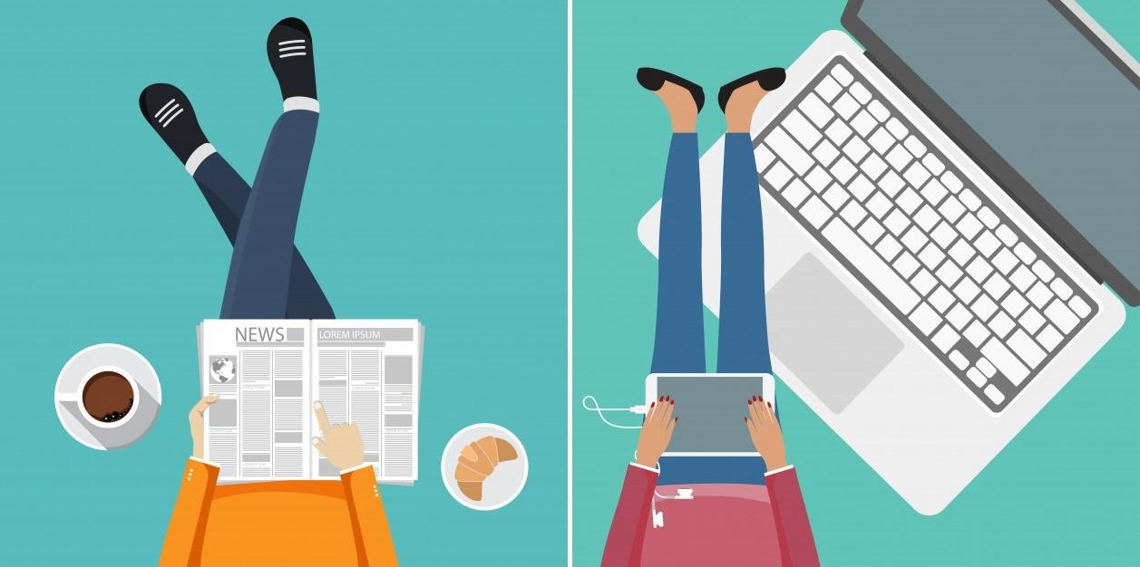 7 najznačajnijih razlika između digitalnog i tradicionalnog marketinga